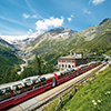 Bernina Express summer